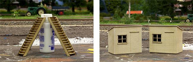 Avontuur in miniatuur for Trap bouwen