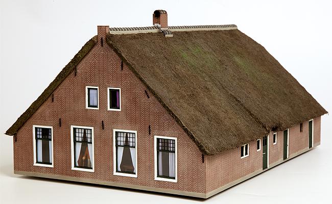 Avontuur in miniatuur for Te koop oude boerderij